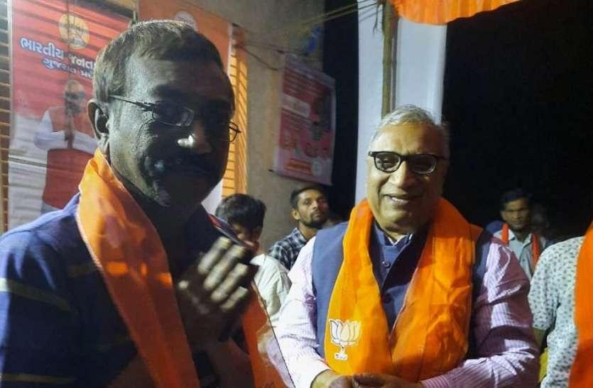 Ahmadabad News : गुजरात प्रदेश कांग्रेस अध्यक्ष के चचेरा भाई भाजपा में शामिल