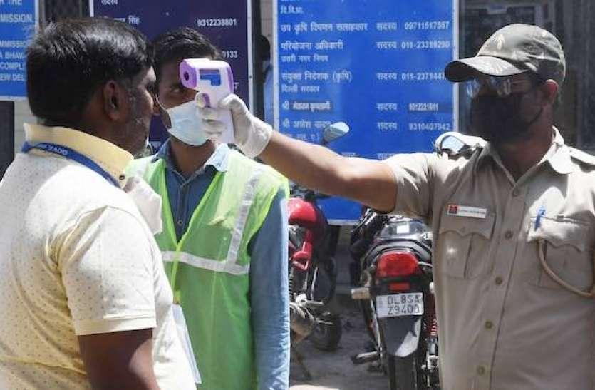 दिल्ली: कोरोना वायरस के 200 नए मामले, सक्रिय मामलों में हुआ इजाफा