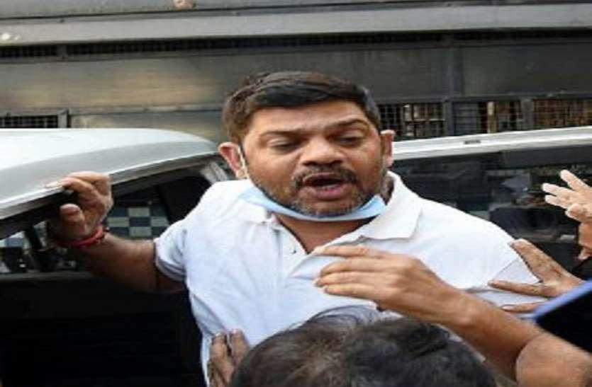 ड्रग्स कांड: भाजपा नेता राकेश सिंह को एक मार्च तक पुलिस हिरासत