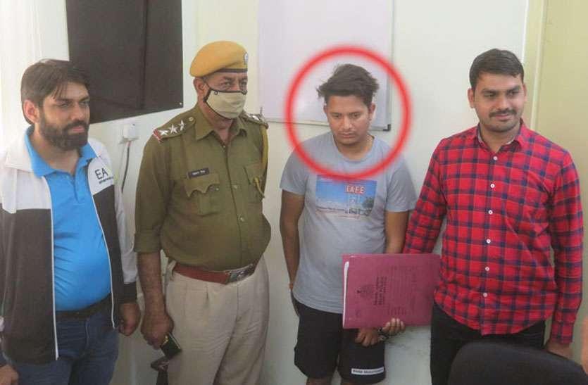 दिल्ली पुलिस ने राजस्थान के टोंक से फरार ईनामी शूटर को किया गिरफ्तार