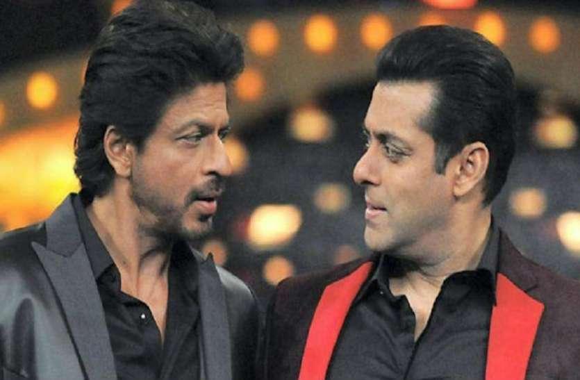Salman Khan और शाहरुख खान ने फिल्म 'पठान' के लिए साथ में शुरू की शूटिंग, दबंग खान का होगा कैमियो