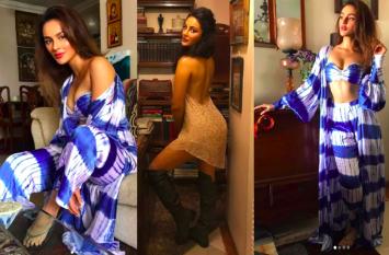 एक्टिंग गुरु रोशन तनेजा की पोती Seerat Kapoor कपूर की बॉलीवुड एंट्री, देखें तस्वीरें