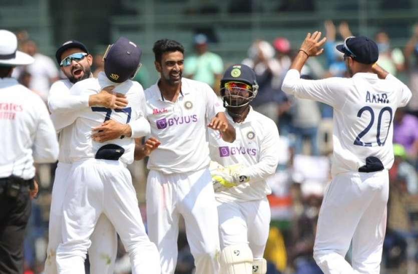 अहमदाबाद टेस्ट: सेकंड वर्ल्ड वॉर के बाद दुनिया ने देखा सबसे छोटा टेस्ट मैच