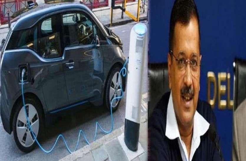 सरकारी दफ्तरों में ई-वाहन वाला दिल्ली पहला राज्य, इतने वक्त में बदलेगी पूरी तस्वीर