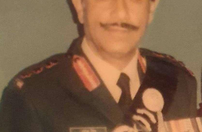 पाकिस्तानी टैंक ब्रिगेड को छोटी सी टुकड़ी से रोकने वाले कर्नल भाटी का निधन