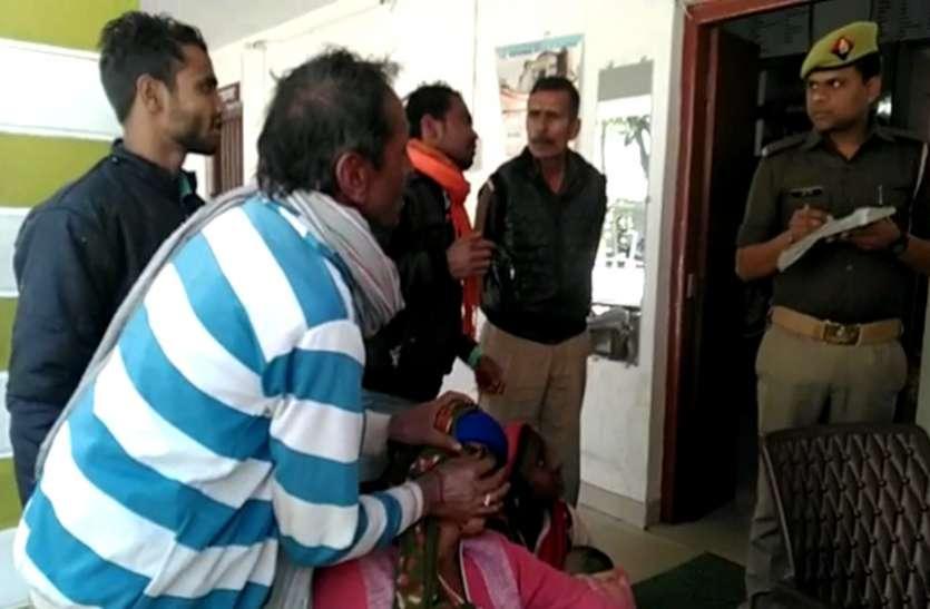 अस्पताल में इलाज के दौरान बच्चे की मौत के बाद हंगामा, मारपीट में एक महिला गंभीर