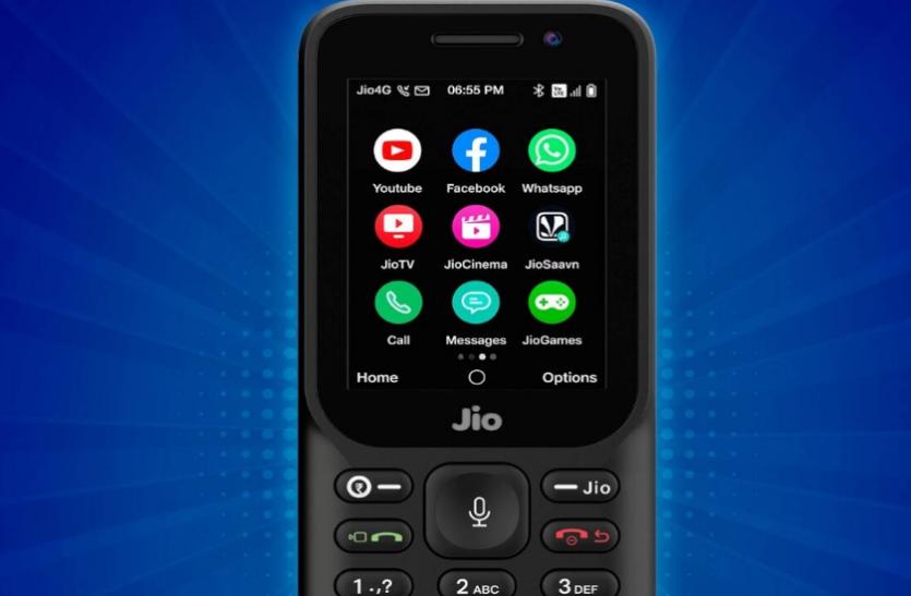 Jio का धमाका: 1999 रुपए में Jio Phone, 2 साल तक सबकुछ फ्री