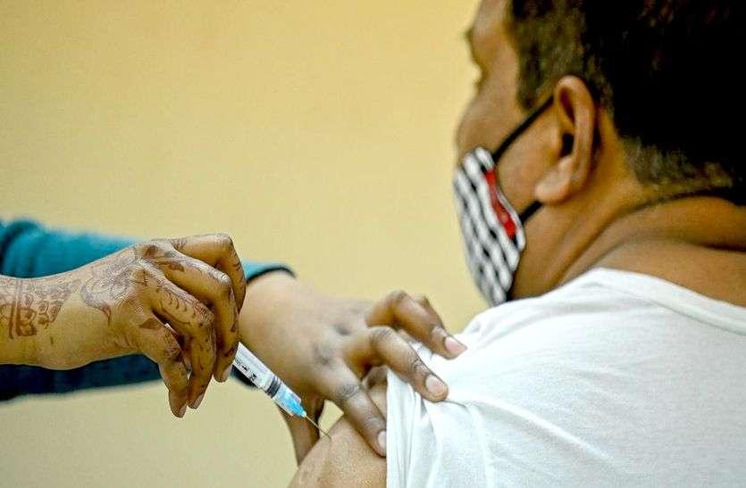 वृद्धों व गंभीर बीमारी से ग्रसित लोगों के लगाएंगे टीका