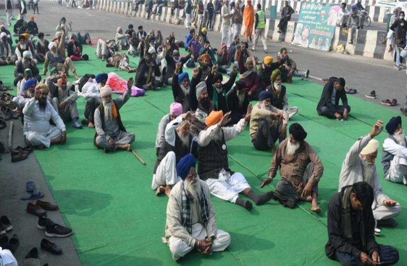 Ghazipur Border पर क्यों घट रही किसानों की संख्या? किसान नेताओं ने बताया कारण