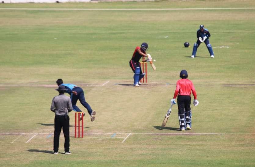 Vijay Hazare Trophy: बडौदा को हरा कर गुजरात ने नॉकआउट राउन्ट में प्रवेश किया