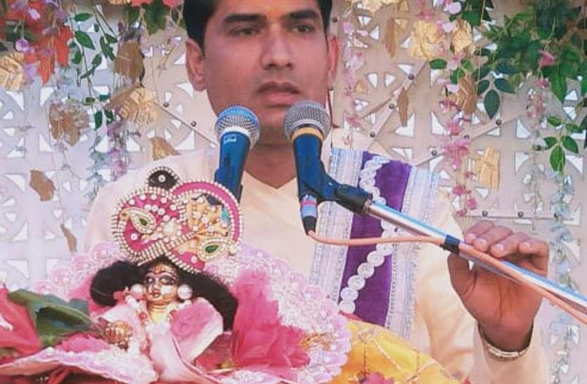 भगवान श्री कृष्ण की बारात में जमकर नाचे श्रद्धालु