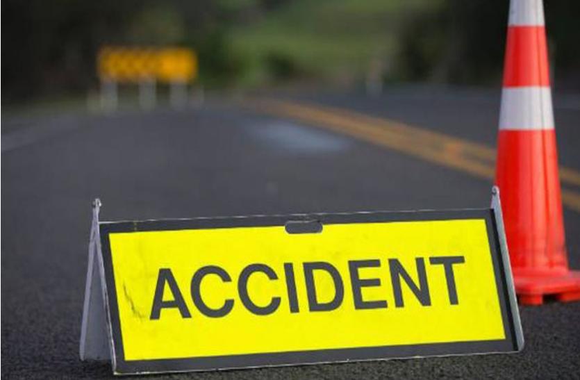 रफ्तार का कहर : दो अलग-अलग सड़क हादसों में 4 लोग घायल, इस तरह बची जान