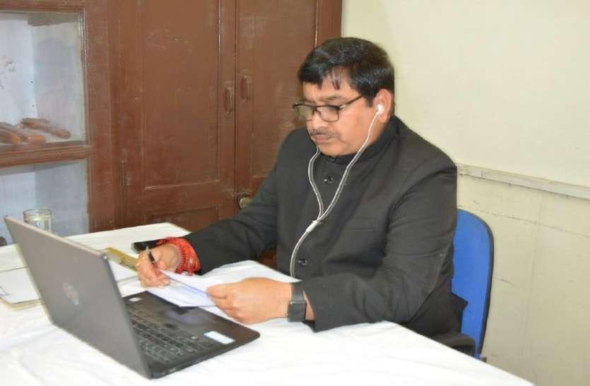 सत्य और धर्म के मार्ग पर चलकर ही जीवन श्रेष्ठ बनता है : प्रो सारंगदेवोत