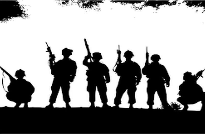 एमपी-यूपी की सीमा पर अब आर्मी के रिटायर जवान पकड़ेंगे अवैध खनन