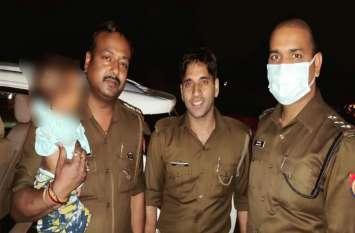 मासूम का अपहरण: 3.50 लाख रुपये में डाक्टर को बेचा था बच्चा, पुलिस एनकाउंटर में आरोपी गिरफ्तार