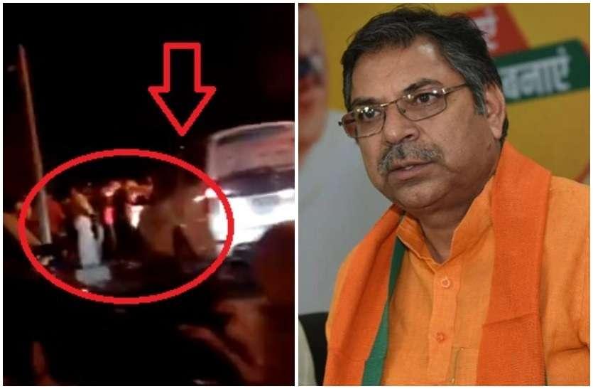 जयपुर: सोए हुए ABVP कार्यकर्ताओं पर रात 1 बजे हमला, पूनिया बोले- 'सरकार के इशारे पर NSUI के गुंडों की हरकत'