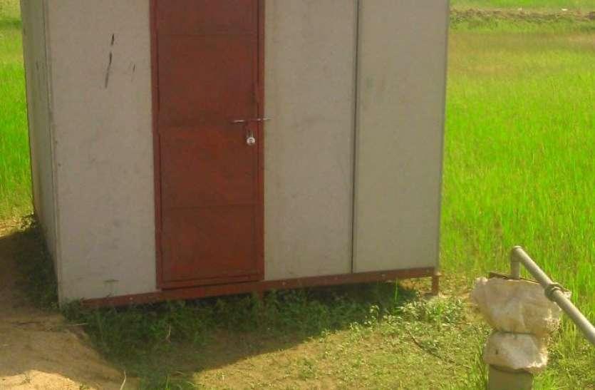 गर्मी से पहले बिगड़ी पानी की समस्या, खराब पंप से बेनीबहरा में गहराया जलसंकट