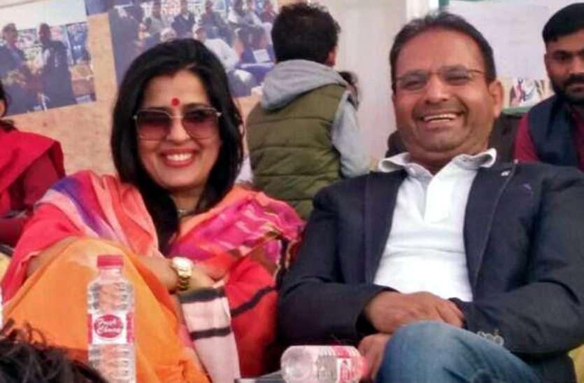 जयपुर ग्रेटर महापौर सौम्या के पति राजाराम हिरासत में, हाईकोर्ट ने नहीं दी अग्रिम जमानत