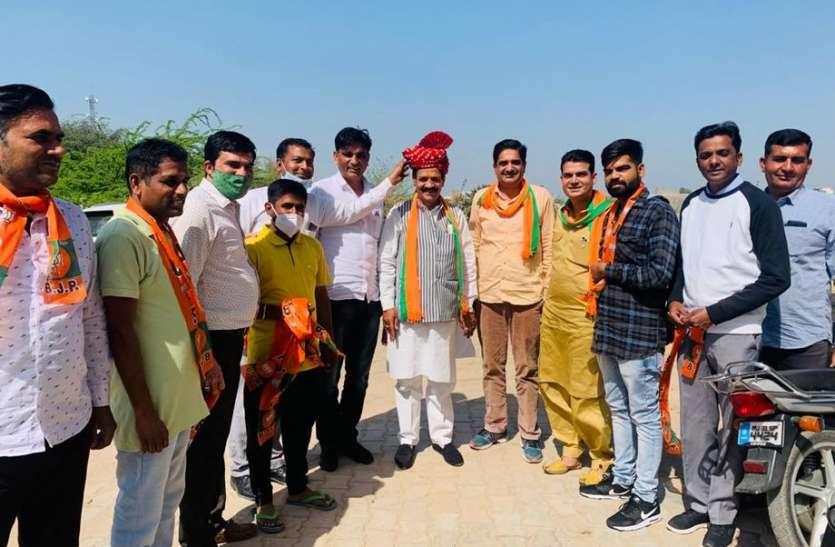 जिला संरचना प्रभारी बोले, हनुमानगढ़ जिले में ओबीसी मोर्चा को करेंगे मजबूत