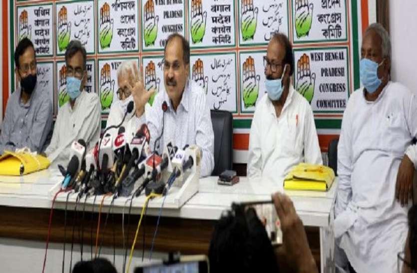 कांग्रेस के नेताओं के संबंध तृणमूल कांग्रेस और भाजपा के शीर्ष नेतृत्व से : सिद्दीकी