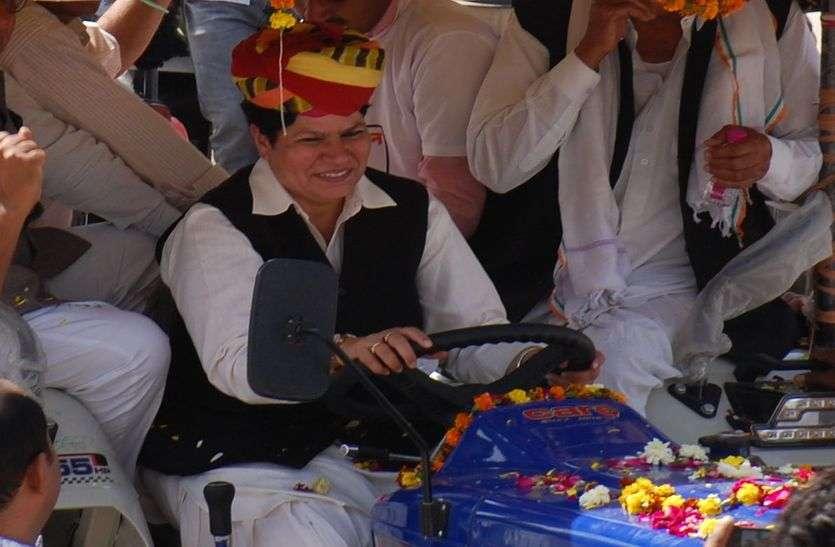 रीटा को क्यों पड़ी ट्रैक्टर रैली की जरूरत