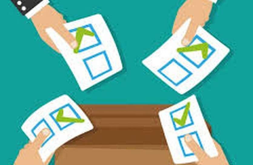 मतगणना आज, सुरक्षा के कड़े प्रबंध