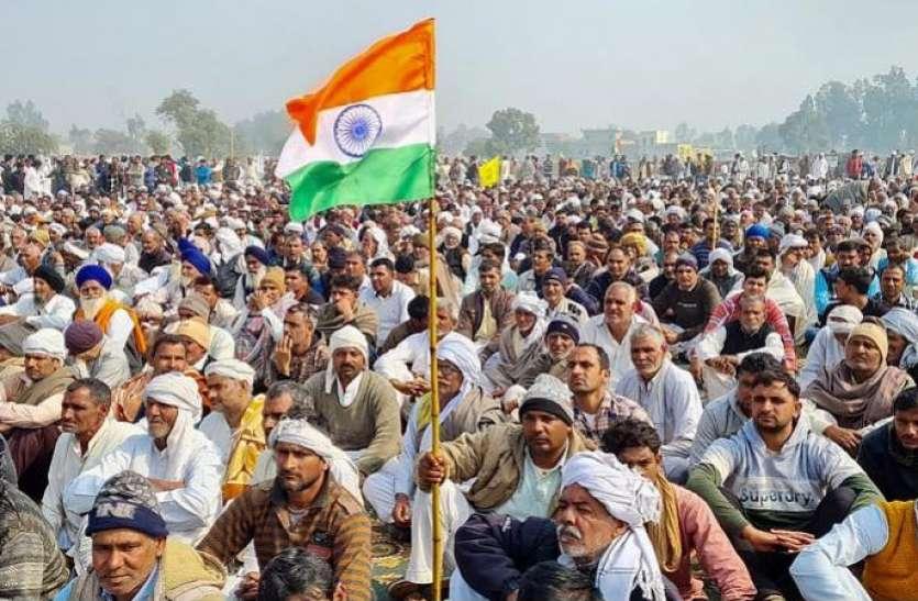 दिल्ली की सीमाओं पर बैठे किसान नेताओं का ऐलान, कहा- 'नहीं लगवाएंगे कोरोना वैक्सीन'