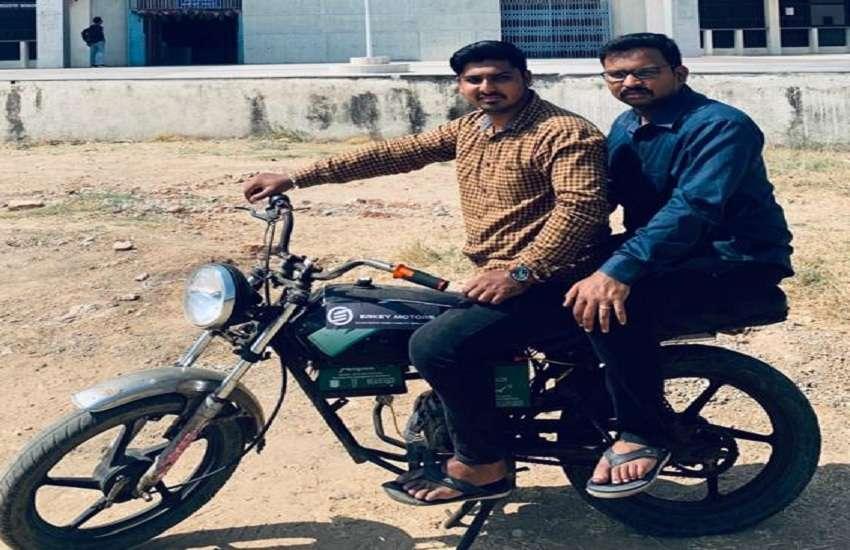 25  पैसे में एक किलोमीटर दौड़ेगी ये बाइक, 60 की मिलेगी रफ्तार!