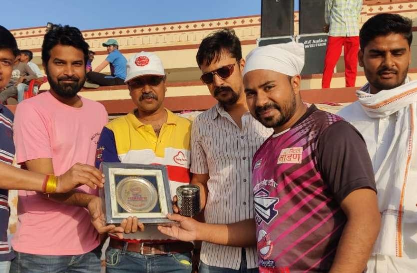 आल इंडिया टी-20 प्रतियोगिता... सूरत ने खोला जीत का खाता