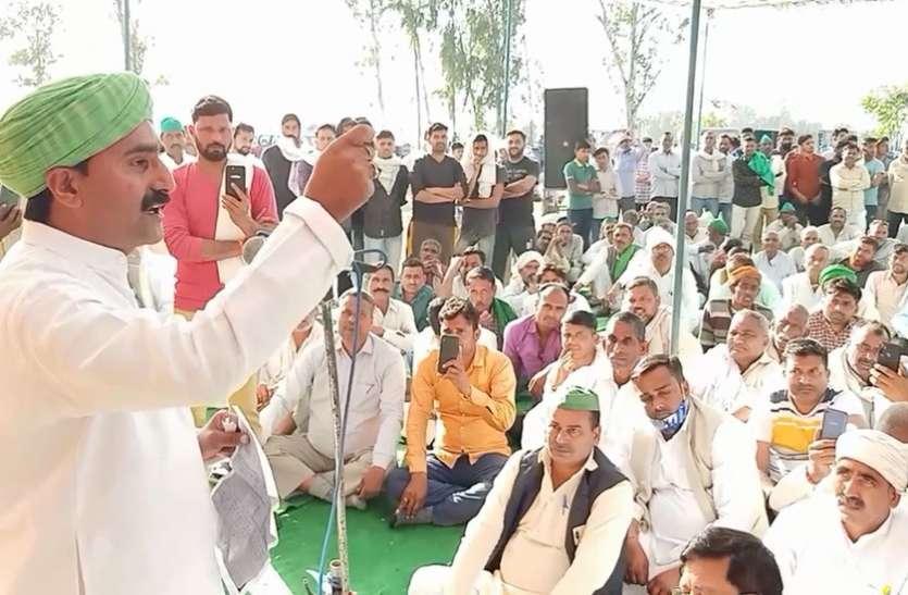 भारतीय किसान संगठन ने कहा- तीनों कृषि कानून वापस लेने की जिद न करें बॉर्डर पर बैठे किसान नेता