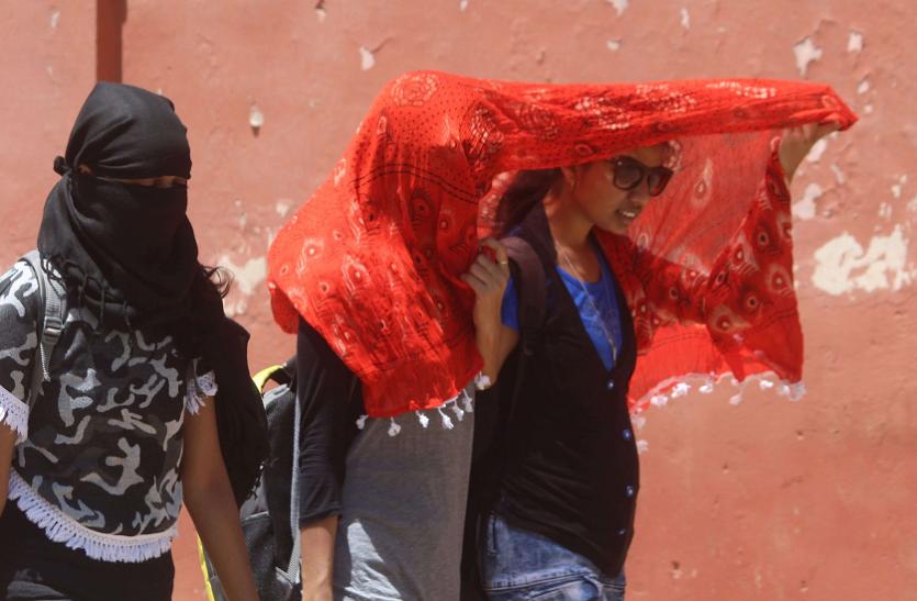 मौसम विभाग की चेतावनी: इस बार पड़ेगी झुलसाने वाली गर्मी, इन इलाकों को तपाएगी सूरज की तपिश