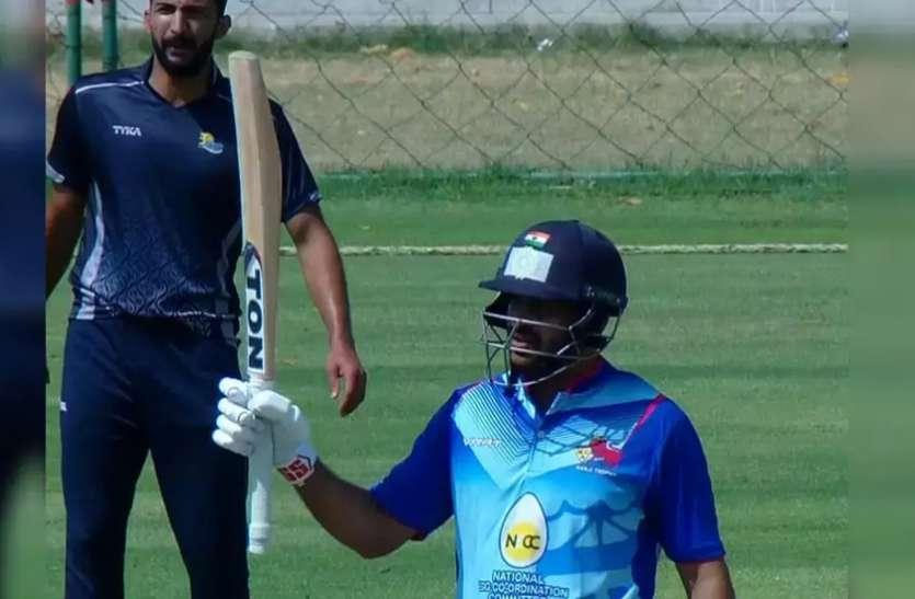 विजय हजारे ट्रॉफी : मुंबई की हिमाचल प्रदेश पर 200 रन की जीत