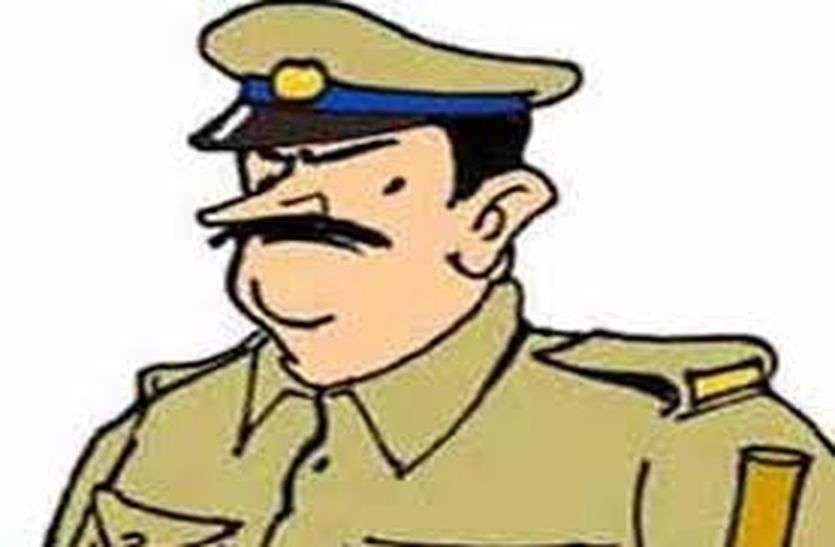 मुख्यमंत्री की सुरक्षा में जाप्ता लगाने से मना करने पर सांडवा एसएचओ को लाइन हाजिर की मिली सजा!