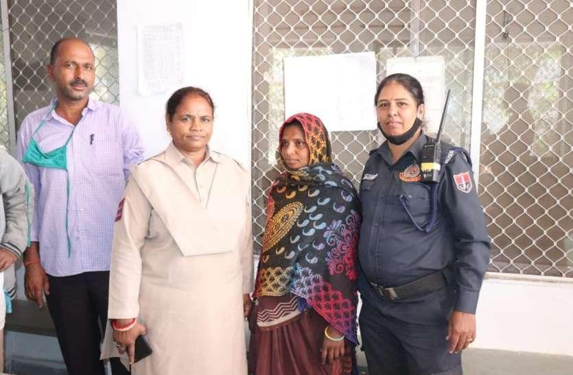 बांसवाड़ा : बेटे की चाह में पांच बेटियों की मां ने किया था अस्पताल से नवजात का अपहरण
