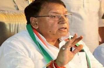 VIDEO: मध्य प्रदेश के बजट पर सरकार पर बरसे पूर्व मंत्री  पीसी शर्मा
