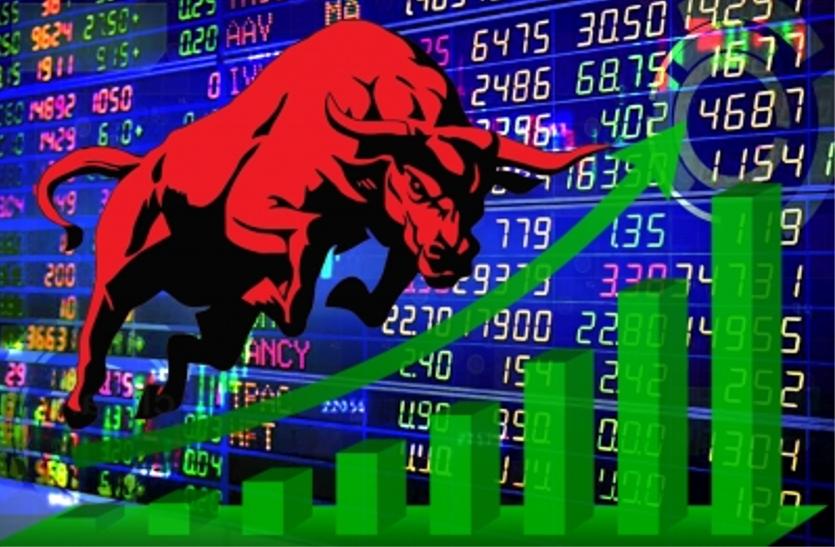 ऑयल गैस कंपनियों में तेजी के दाम पर शेयर बाजार में उछाल, निफ्टी 15000 अंकों के पार
