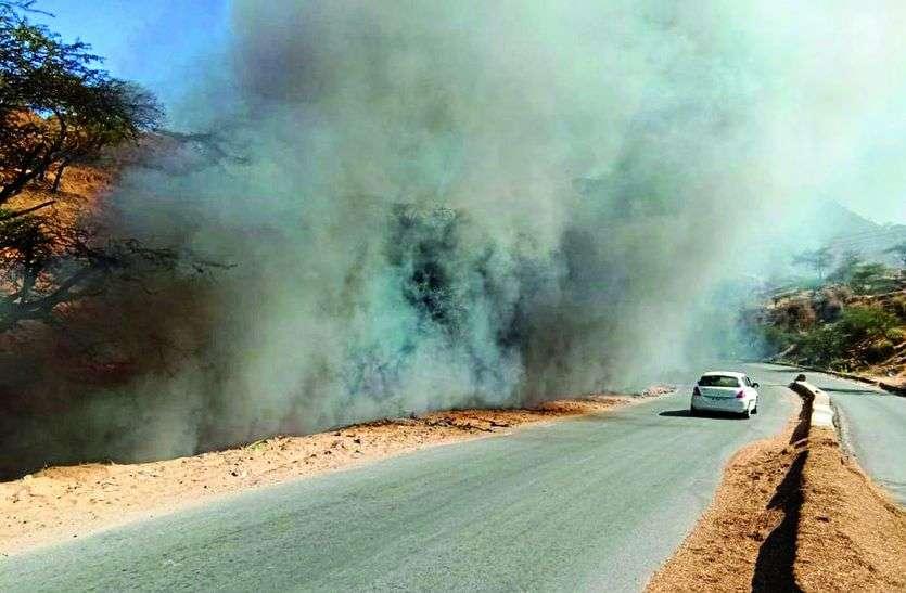 आग की ऐसी तस्वीरें देख चकरा गए वनविभाग के अधिकारी भी! असलियत होश फाख्ता कर देगी