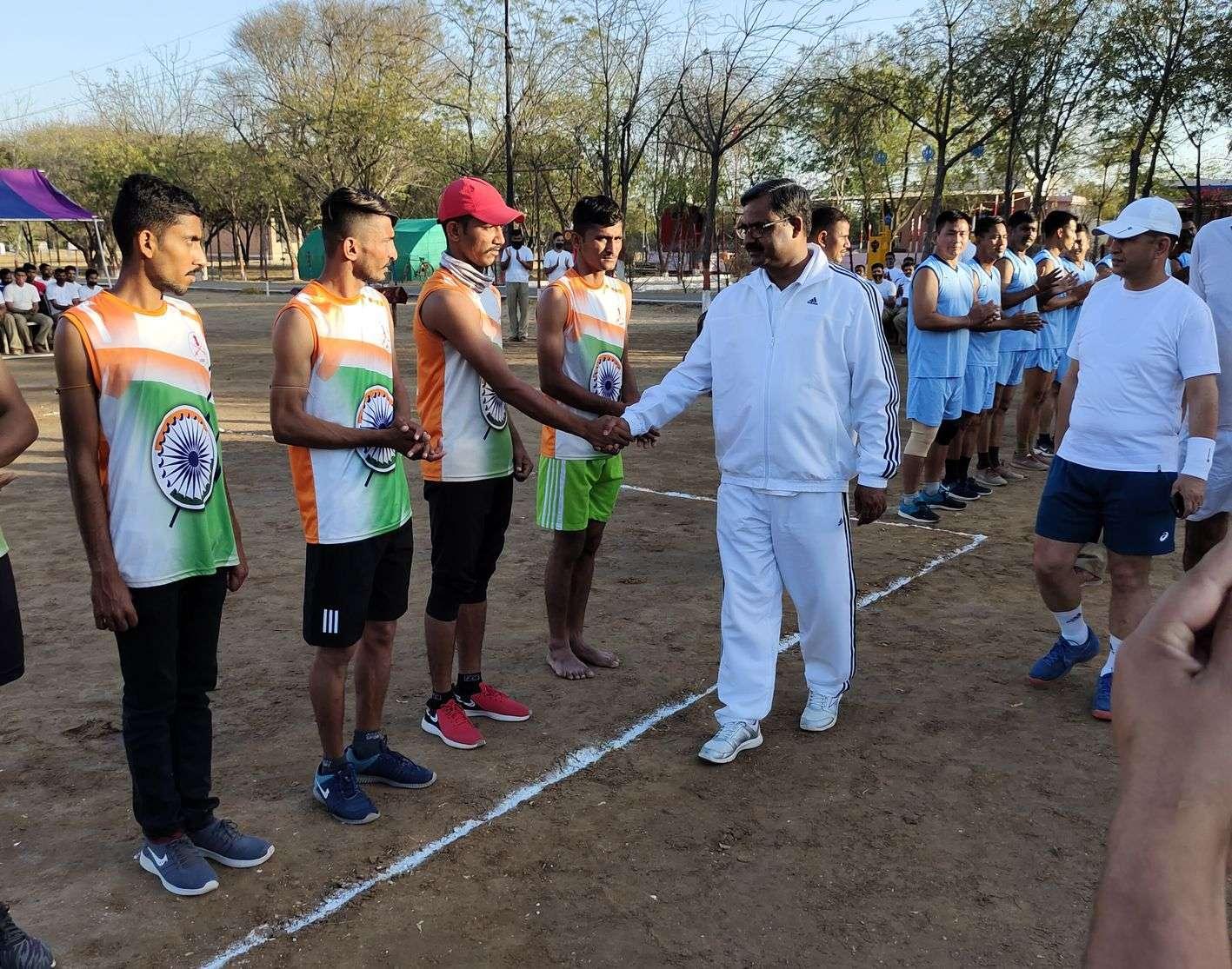 आमजन से बीएसएफ के सामंजस्य का खेल बेहतर माध्यम'