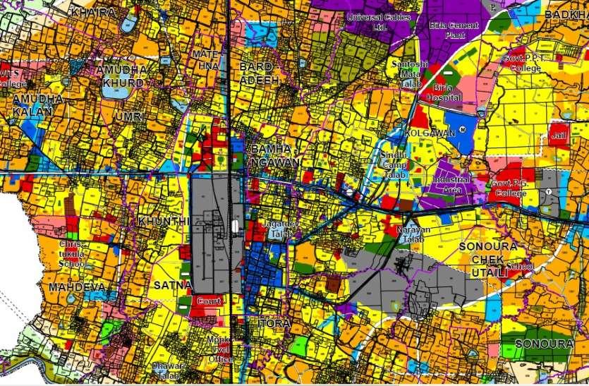 शहर के नये मास्टर प्लान में जनता से बड़ा छल, भूखंडों का निर्माण एरिया घटाया