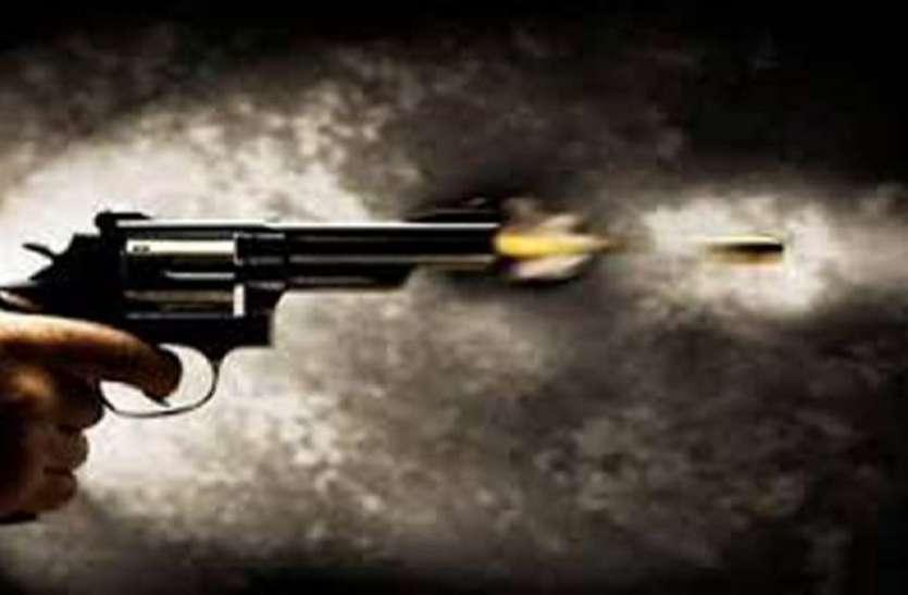 जमीन के विवाद में 70 साल के बुजुर्ग को दौड़ाकर गोली मार कर दी हत्या