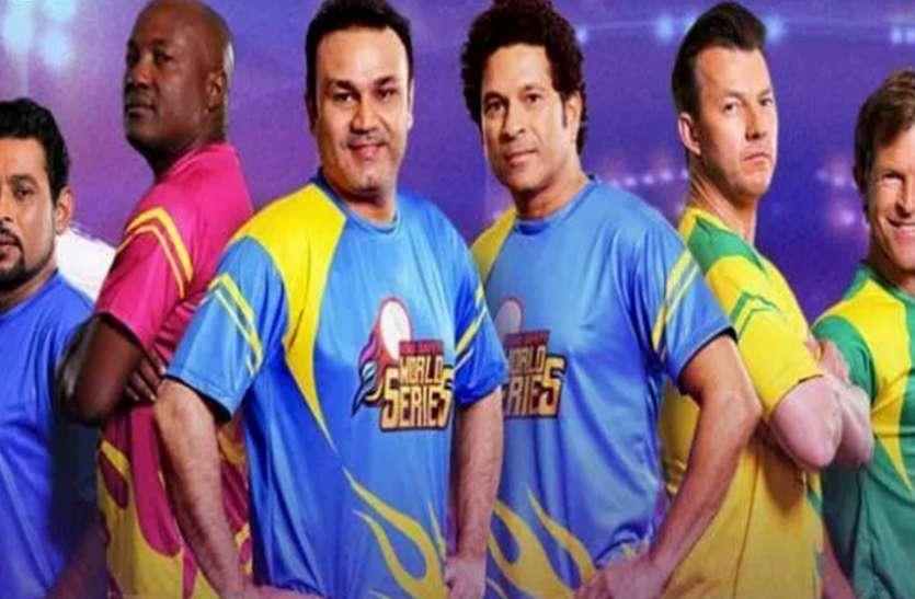 रोड सेफ्टी सीरीज : पहले मैच में इंडिया लीजेंड्स का सामना बांग्लादेश लीजेंड्स से