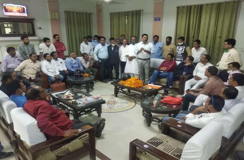 मुख्यमंत्री के गृह जिले से होगा कर्मचारी आन्दोलन का आगाज