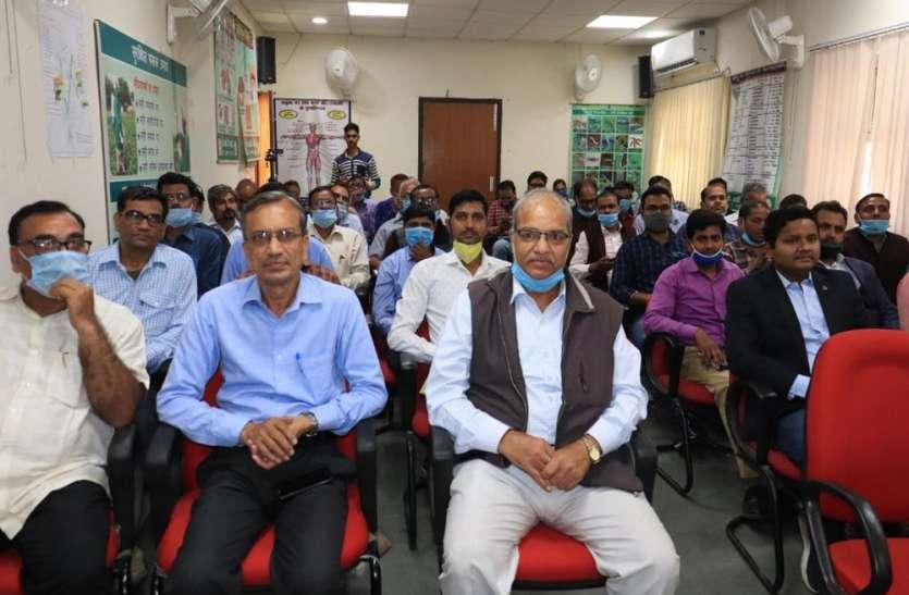 पांच दिवसीय इंटीग्रेटेड पेस्ट मैनेजमेंट प्रशिक्षण कार्यक्रम का हुआ समापन