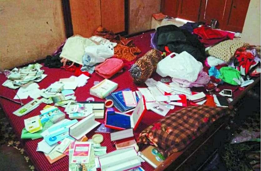 बालोद जिले में बढ़ रही चोरी, दो माह में 69 वारदात, आरोपी पकड़ से बाहर