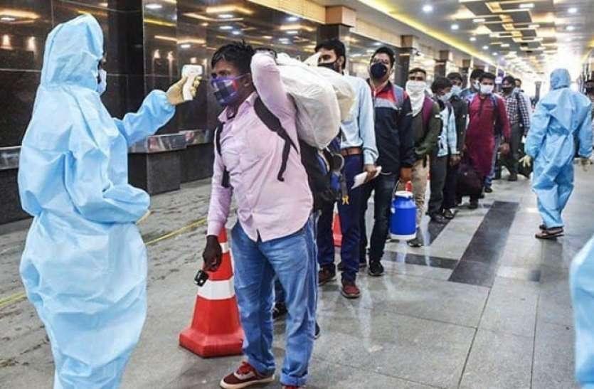 दिल्ली में डराने लगे कोरोना संक्रमण के नए मामले, फिर बढऩे लगी संक्रमित मरीजों की संख्या