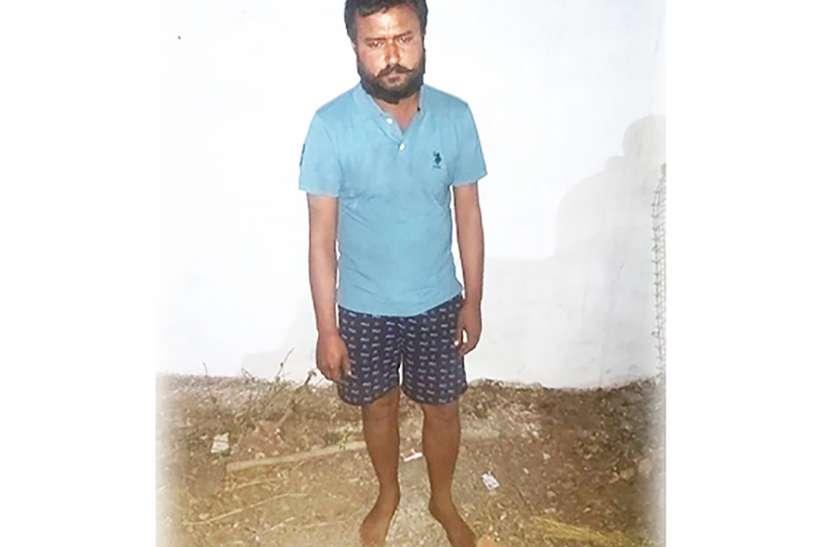 आतंक का पर्याय बना कुख्यात अपराधी राजन करही पुलिस के हत्थे चढ़ा