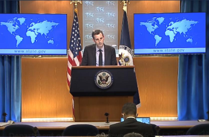 अमरीका ने पाकिस्तान को फिर किया आगाह, भारत में आतंकियों की घुसपैठ पर जताई चिंता