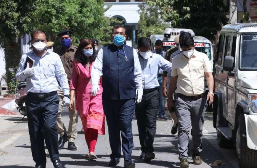 मुख्यमंत्री ने जताई चिंता, पल-पल की लेते रहे खबर
