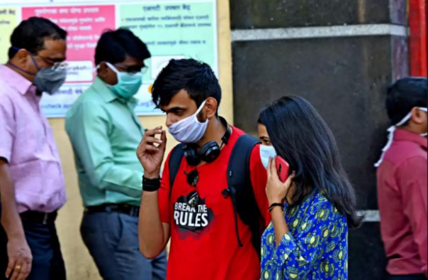 महाराष्ट्र : 5 महीने बाद 24 घंटे में कोरोना के 10 हजार से ज्यादा मामले सामने आए, 53 की मौत