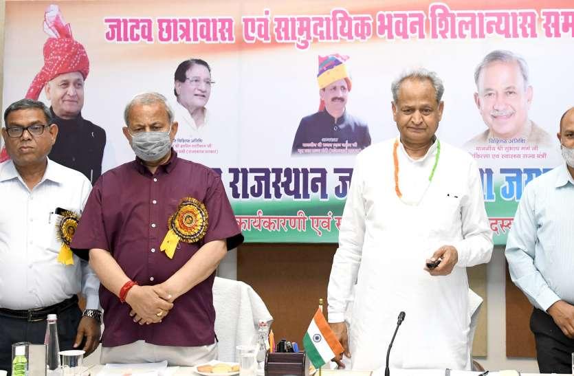 वंचित वर्गों को आगे बढ़ाने के लिए समर्पित भाव से कर रहे काम - मुख्यमंत्री